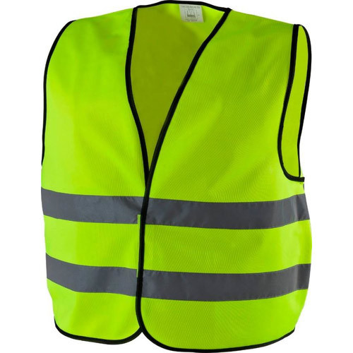 Safety Jacket Green