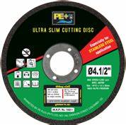 PE+ Ultra Slim Cutting Disc